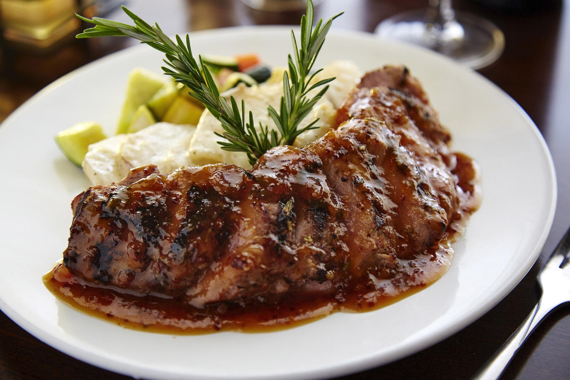 ZephyrGrillandBar Tuscan Pork Tenderloin
